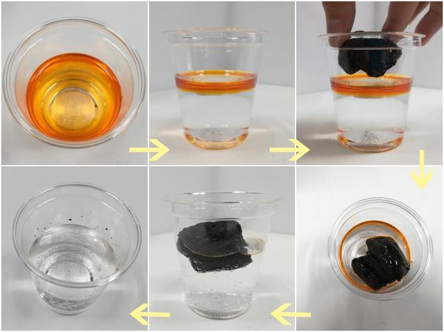 画像2: 体をすっきりキレイに浄化!「3つの炭」のクレンズ効果