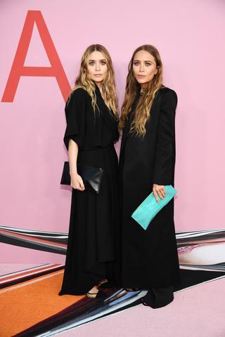 アシュレー&メアリー・オルセン:The Row