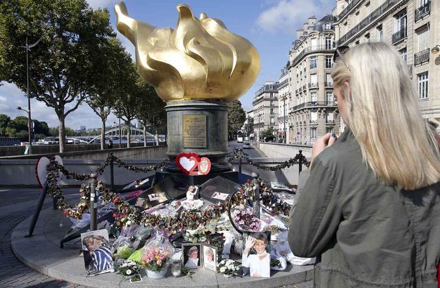 画像: ダイアナ元妃の広場が誕生する可能性が