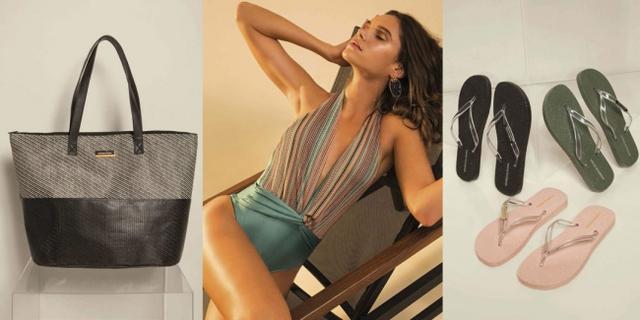 画像3: セレブ愛用の水着「モレナローザ」新作、ワンピースタイプやビーチウェアも