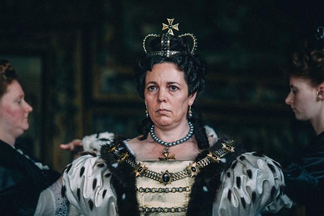 画像: 2018年に公開されてアカデミー賞を受賞した映画『女王陛下のお気に入り』は大手配給会社の作品ではないため統計には入っていないが、ヴィト・ルッソ・テストには合格している。