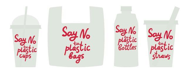 画像2: 他人事じゃないプラスチックのゴミ
