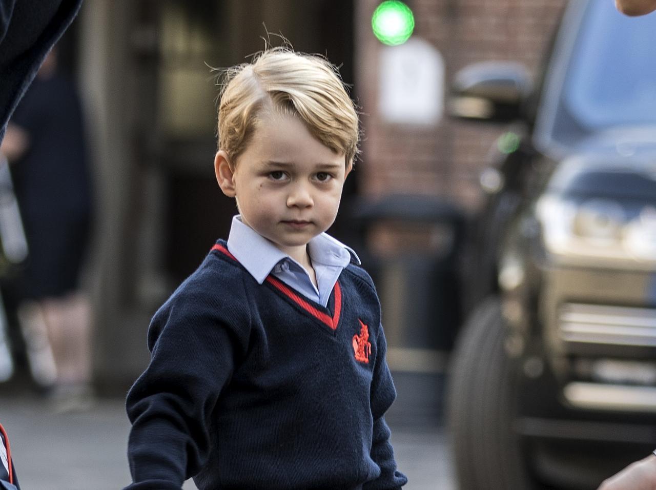 画像1: ジョージ王子、「王子らしくない」優しさで周囲を感動させる