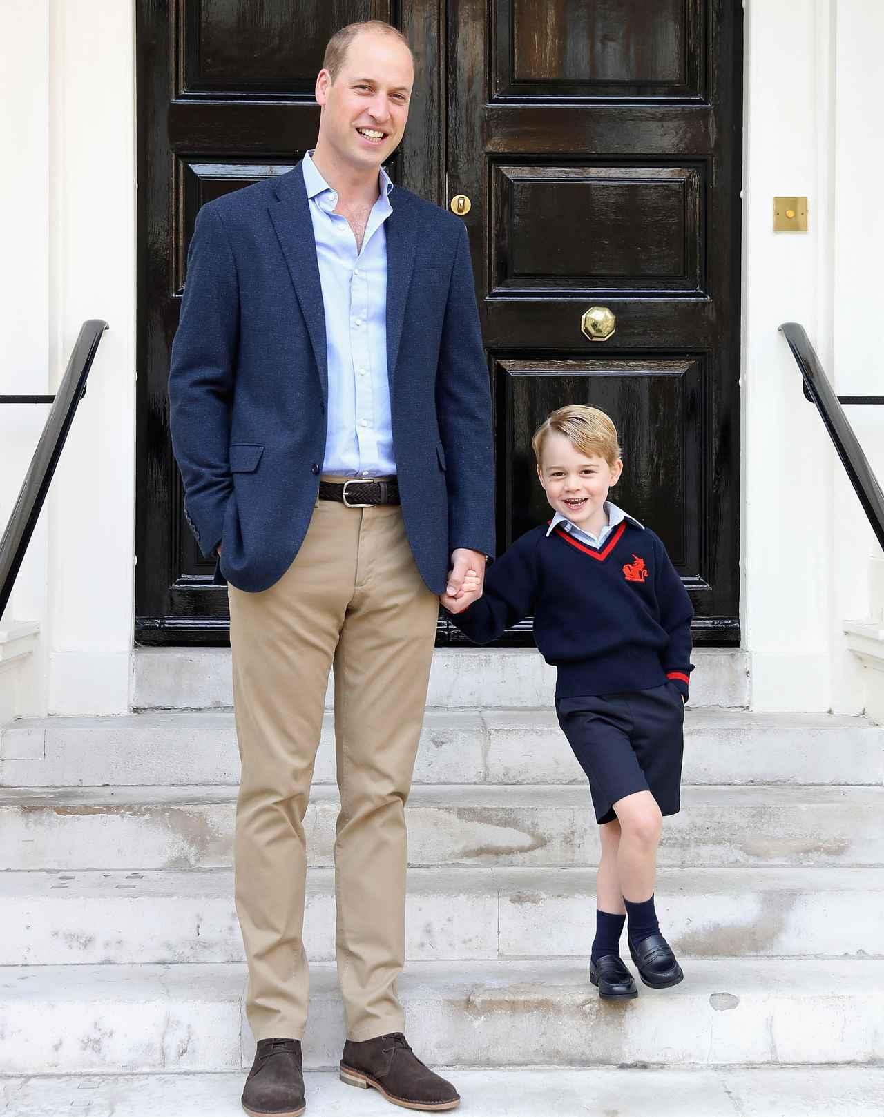 画像2: ジョージ王子、「王子らしくない」優しさで周囲を感動させる