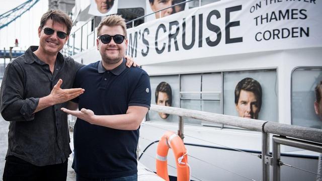 画像: トム(左)とジェームズ(右) Photo:CBS