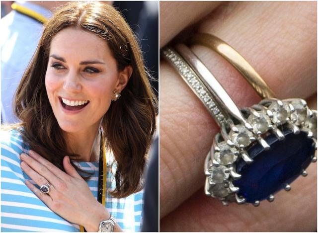 画像: キャサリン妃がウィリアム王子から贈られたのはロンドン発のジュエリーブランド、アヌーシュカ(Annoushka)のもの。