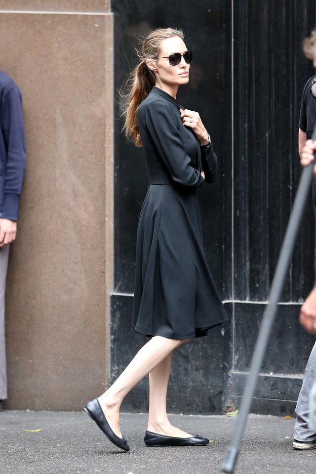 画像: 世界的女優のアンジェリーナ・ジョリー