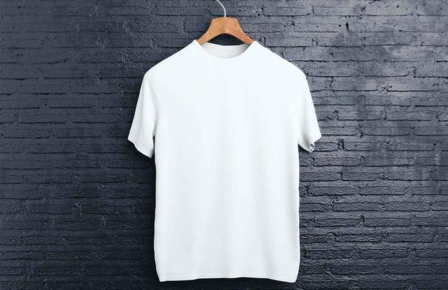 画像1: 綿素材のTシャツ