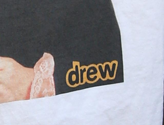 画像3: ドリューTシャツを着るのはこれで2回目