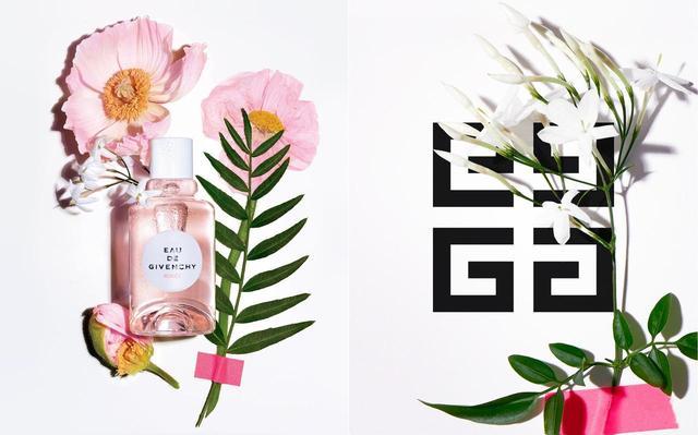 画像1: ジバンシイから、花々の朝露のような繊細なフレグランス「オーデ ジバンシイ ロゼ オーデトワレ」発売
