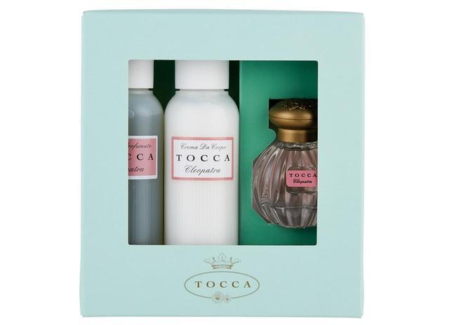 画像1: TOCCAミニコレクション、第1弾のオードパルファムとボディケアセットが発売