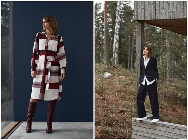 画像3: アイリス&インク、2019年秋冬の新作はエフォートレススタイル