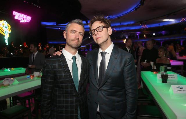 画像: ショーンとジェームズ