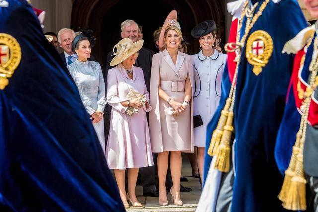 画像2: 王妃たちがイギリスに大集合