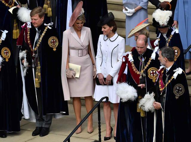 画像: キャサリン妃とウィリアム王子の移動中の事故で83歳女性が重傷
