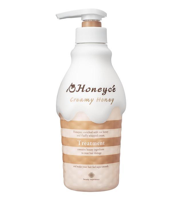 画像2: ハチミツ配合ヘアケアブランド「Honeycé(ハニーチェ)」がフルリニューアル