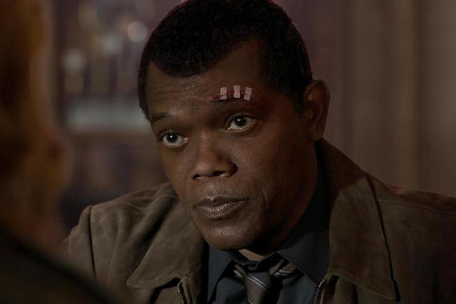 画像: ニック・フューリーの「目」が…