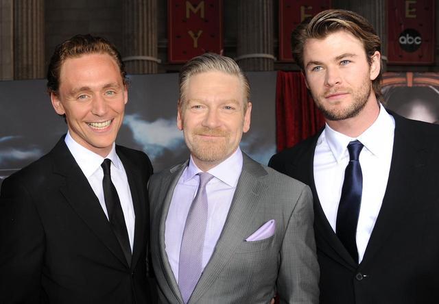 画像: 左からトム、ケネス、クリス