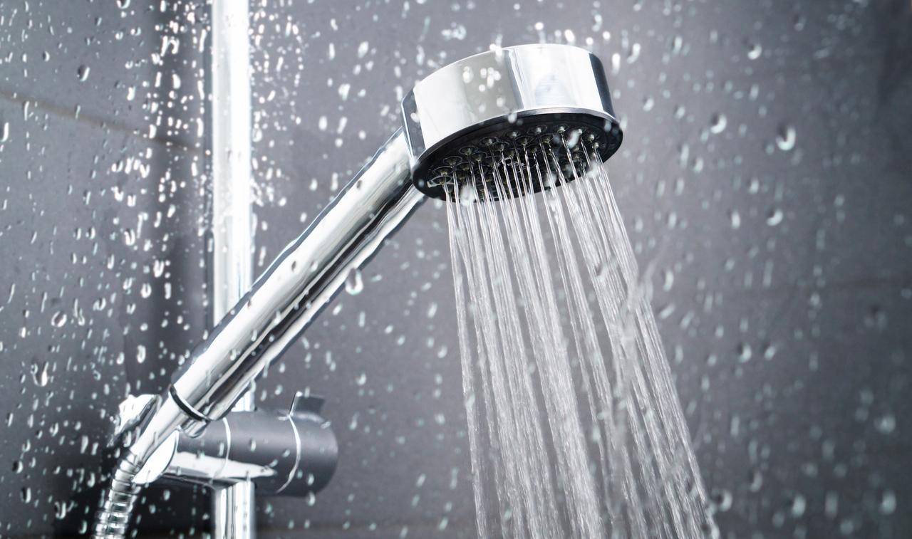 画像1: ホットシャワーを浴びたら、時短で解決