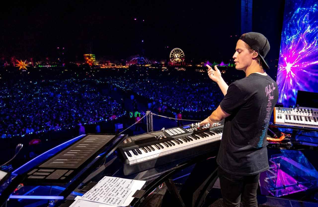 画像: DJのカイゴ