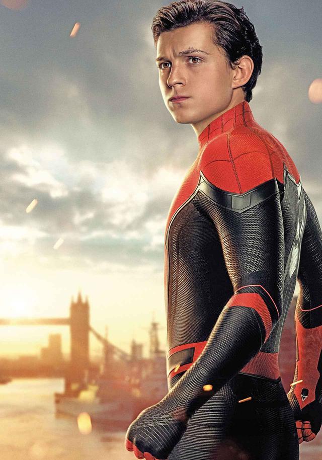 画像: スパイダーマン役を自ら予測していた