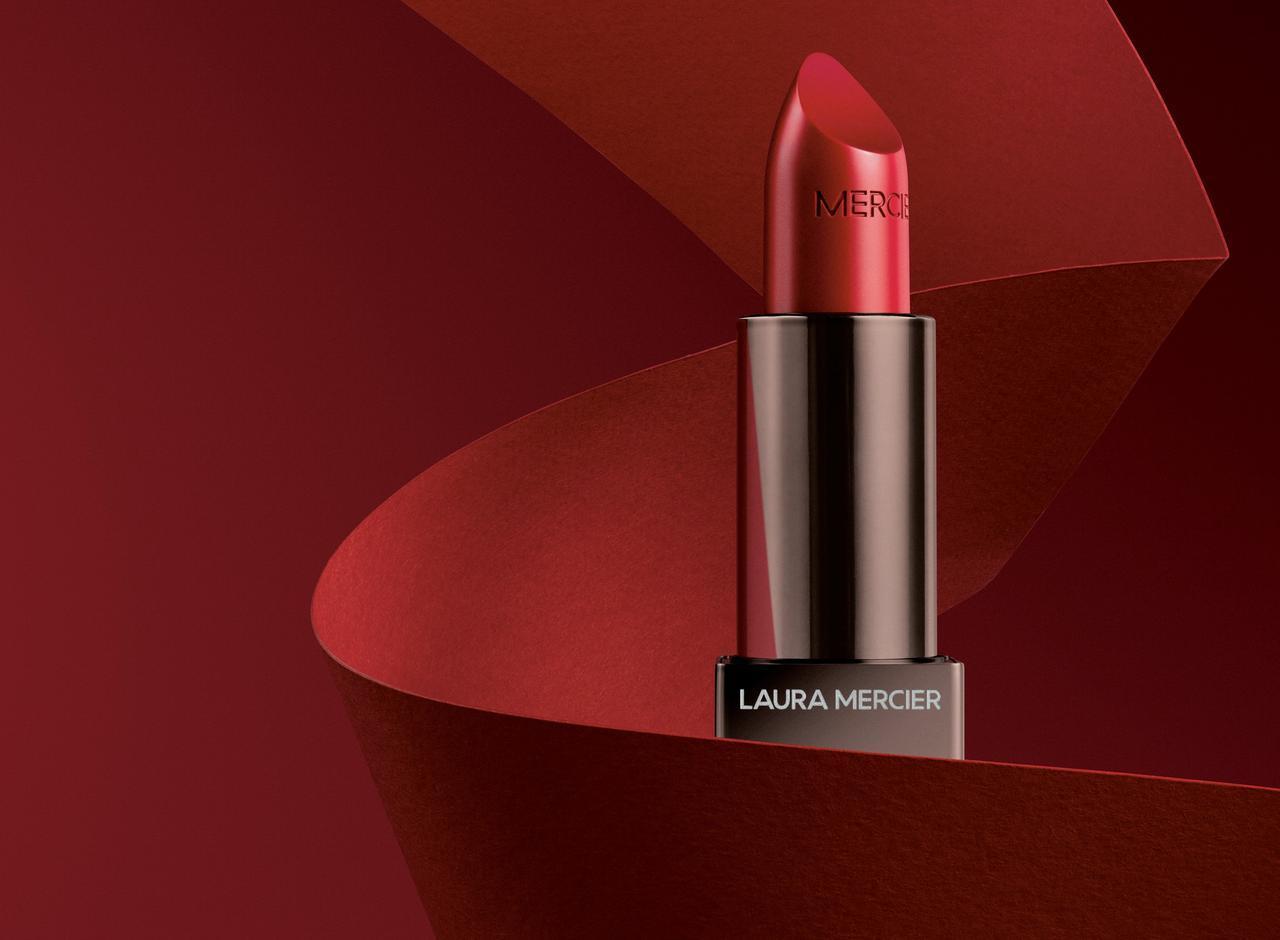 画像2: ローラ メルシエ、30色の色彩でさまざまな魅力を表現するリップが新発売