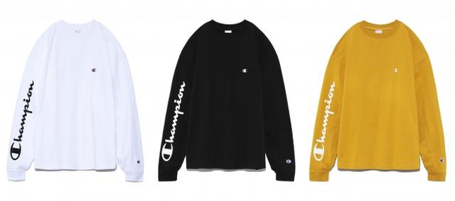 画像: Long T-shirt ¥10,400+tax (8月上旬入荷予定)