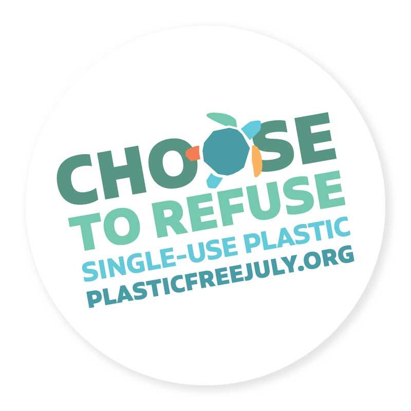 画像: Plastic Free Julyの参加方法
