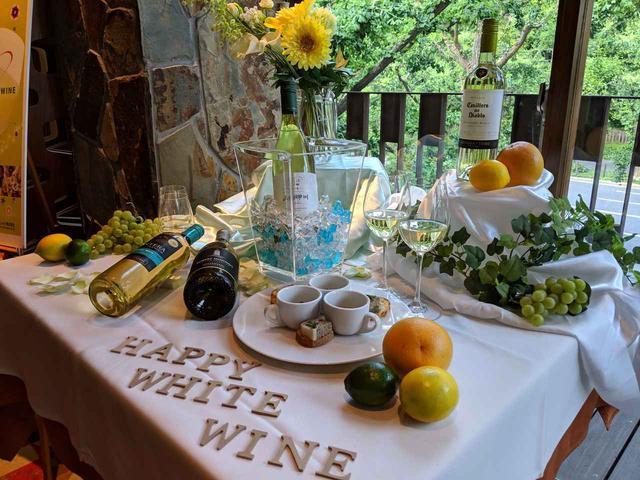 """画像4: メルシャン、白ワインで""""おしゃれで幸せな時間""""を楽しむプロジェクト"""
