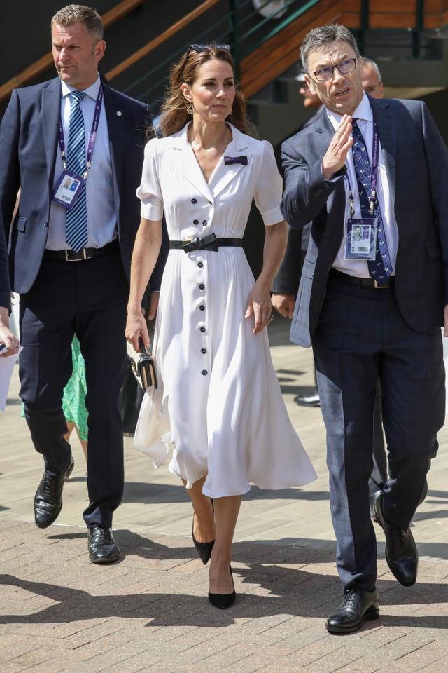画像: ジョージ王子、テニスの練習相手になってもらった人物が「ハンパない大物」