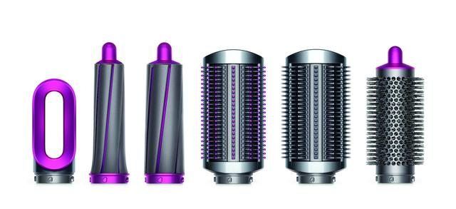画像1: 梅雨の髪を美しく整える!過度な熱を与えない「ダイソン エアラップ スタイラー」