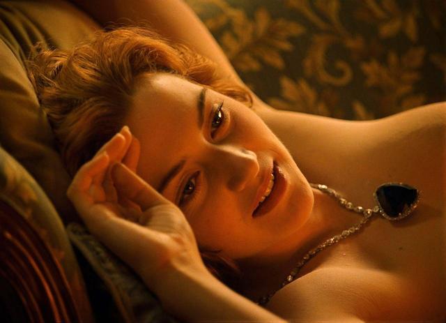 画像2: セリーヌが『タイタニック』をオマージュ
