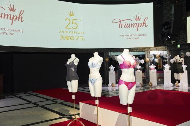 画像3: 日本の女性たちのバストのニーズに応え続けてきた25年間