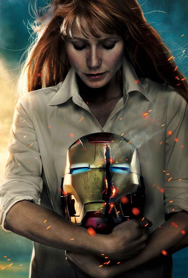 画像1: アイアンマンの側近がド忘れ