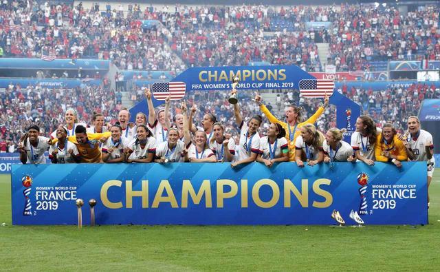 画像: 女子サッカーが直面する賃金格差