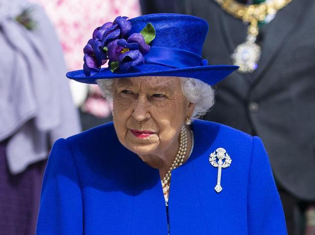 画像1: バッキンガム宮殿に男が侵入、エリザベス女王は就寝中
