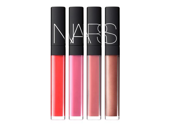 画像1: NARSから、ピンクからヌードまで4本セットの「リップグロスコフレ」が限定発売
