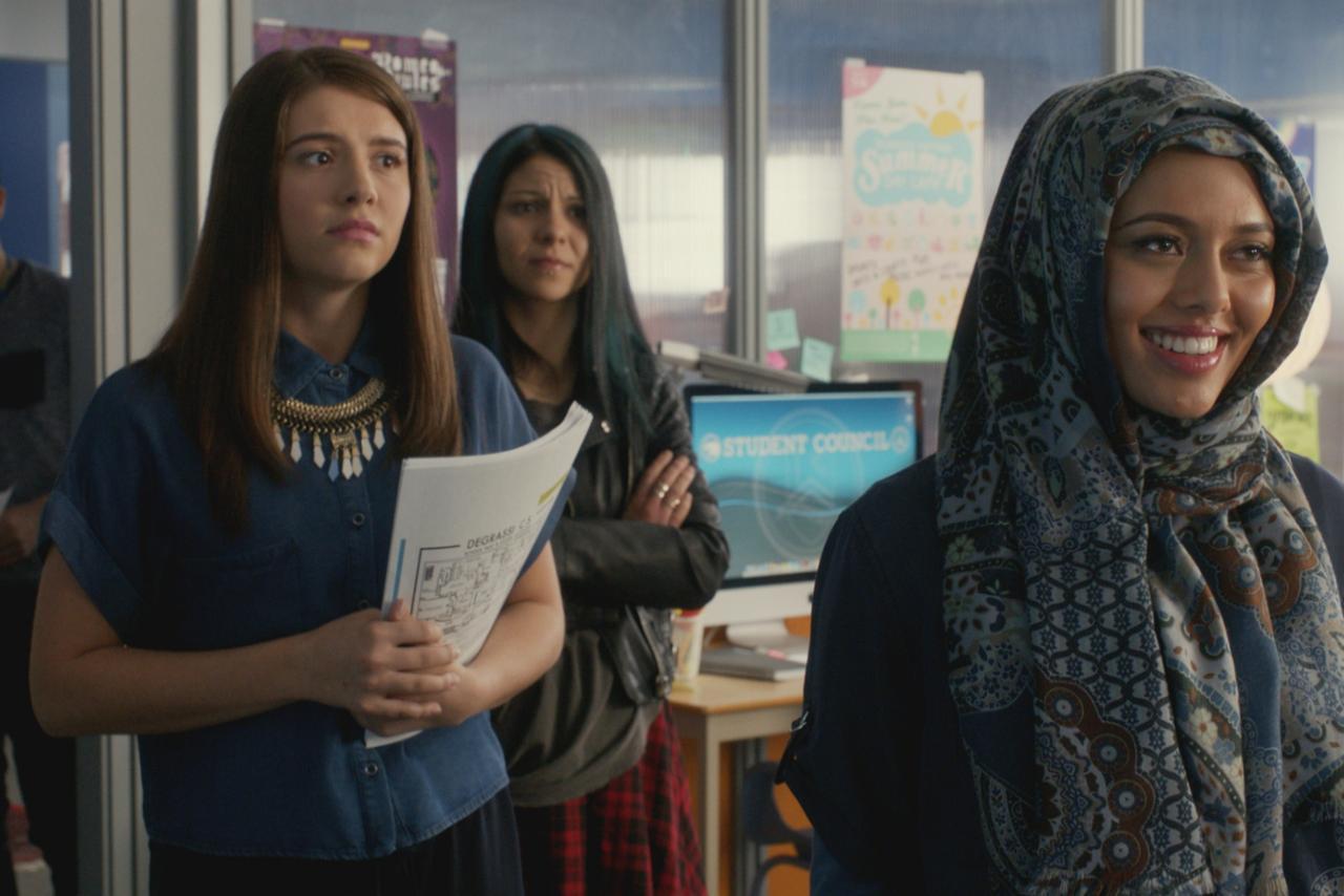 画像: Netflixオリジナルシリーズ「デグラッシ: ネクスト・クラス」独占配信中