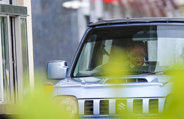 画像2: リアーナの愛車は日本車