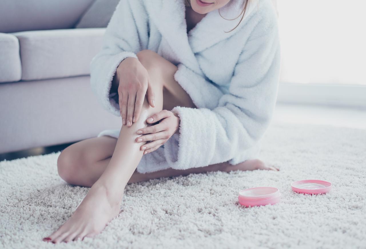 画像: 埋没毛を予防するには「角質ケア」