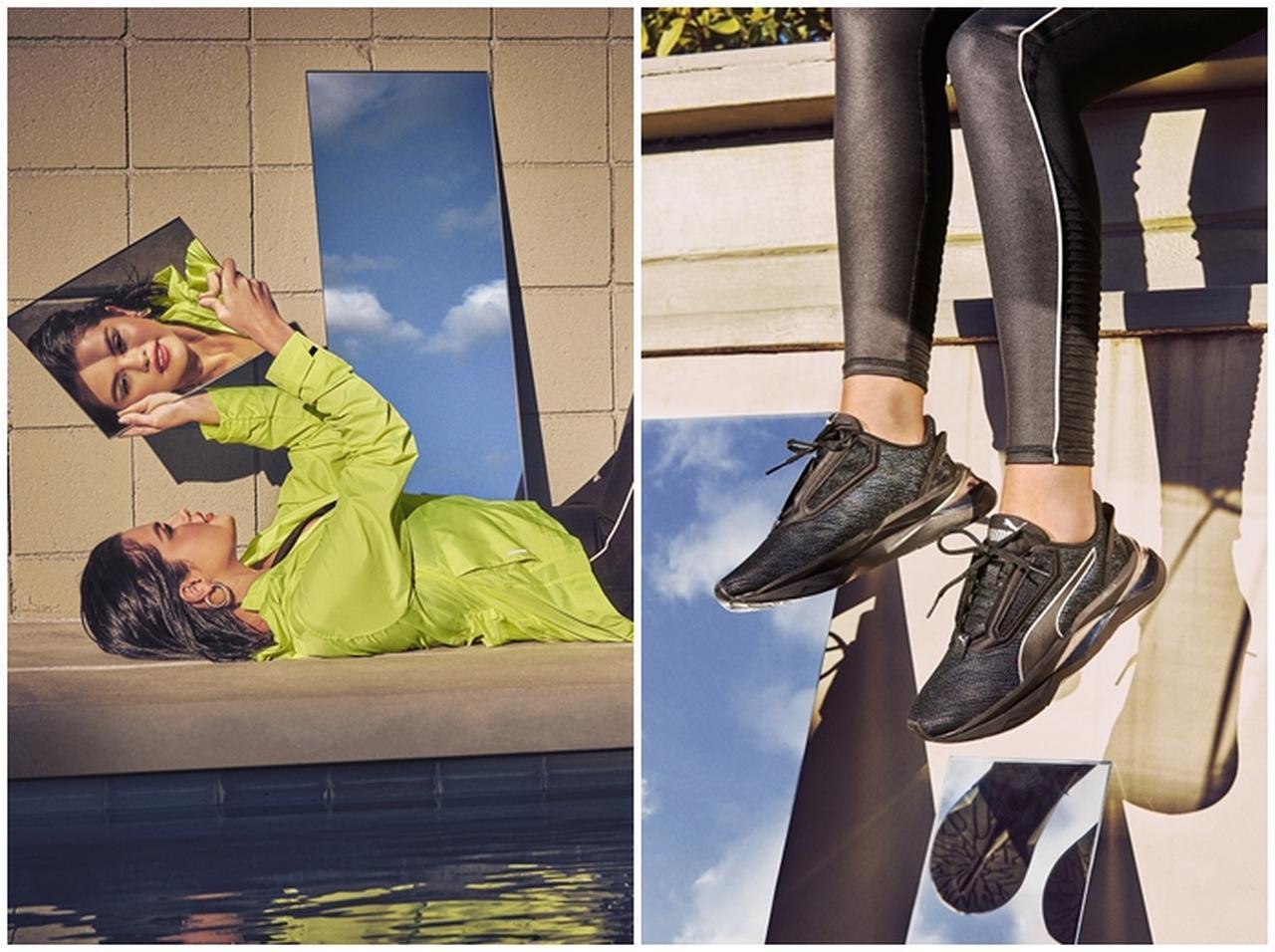 画像1: プーマ新作スニーカーをセレーナ・ゴメスが着用