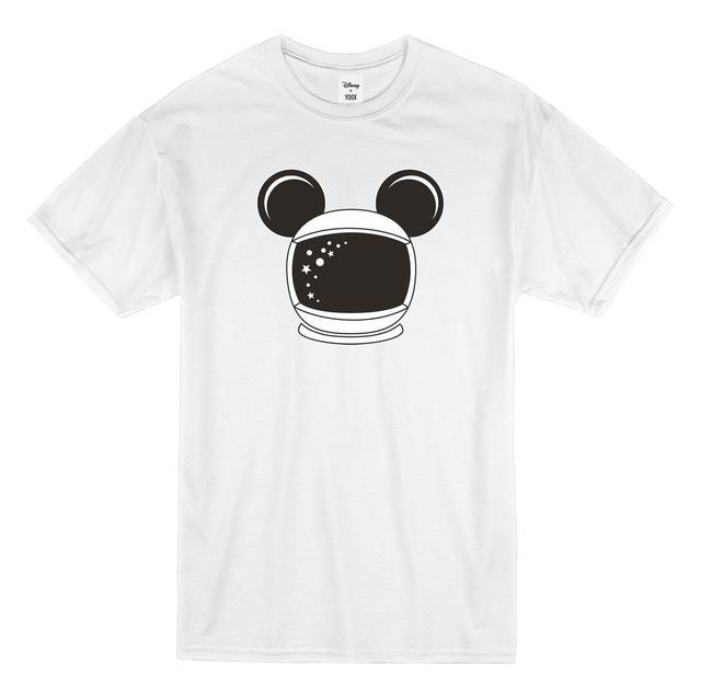 画像2: 月面着陸50周年記念のミッキーTシャツ、YOOXで限定販売