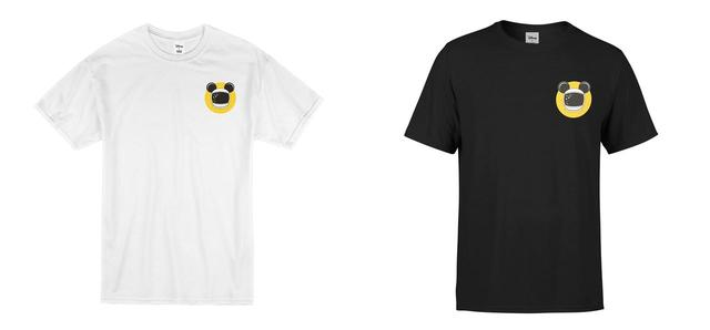 画像3: 月面着陸50周年記念のミッキーTシャツ、YOOXで限定販売