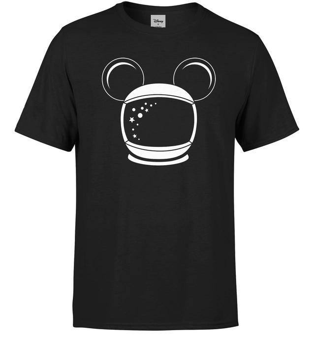 画像1: 月面着陸50周年記念のミッキーTシャツ、YOOXで限定販売
