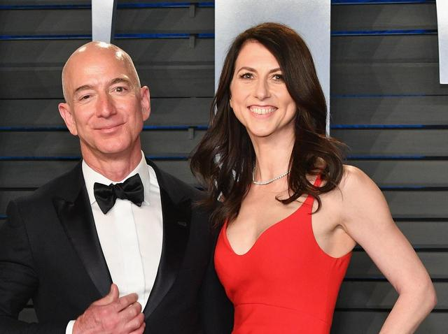 画像: 離婚で世界4番目の女性富豪に