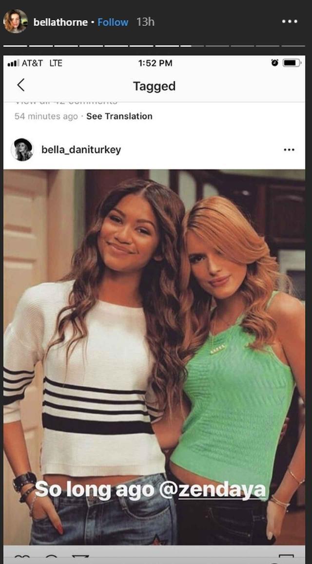 画像2: ベラとゼンデイヤ、いまも仲良し
