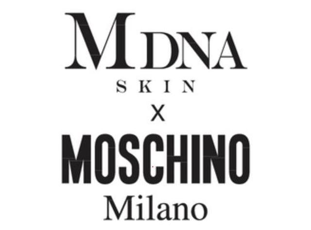 画像1: マドンナと共同開発したスキンケア「MDNA SKIN」×「MOSCHINO」の限定コラボ