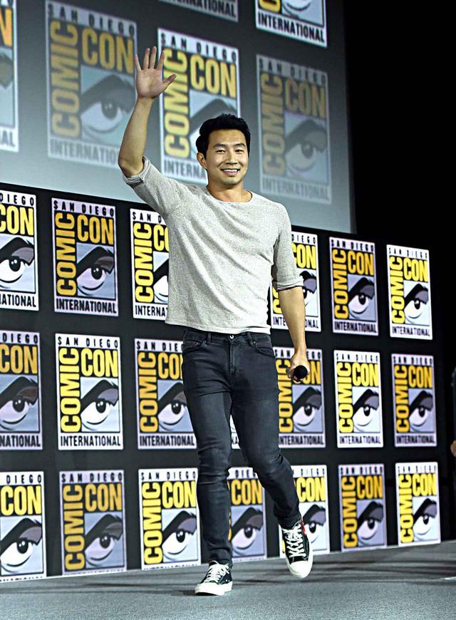 画像: 『シャン・チー』に大抜擢されたシム・リウ