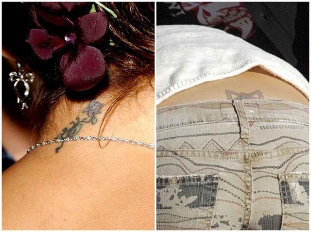 画像2: 6つのタトゥーを持つジェシカ・アルバ