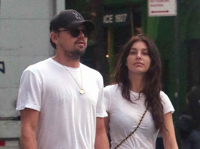画像1: 23歳の年の差があるレオナルドとカミラ